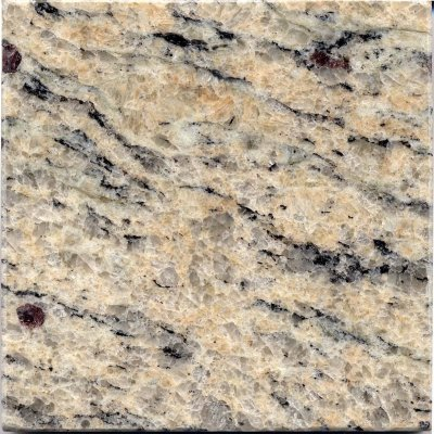 Giallo Santa Cecila Granite Sample