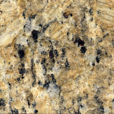 Brazilian Granite Color : Golden Flower Sample