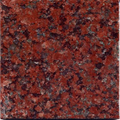 Black Galaxy - Indian Granite Sample