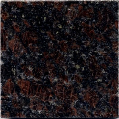 Indian Granite Sample, Tan Brown Granite Sample