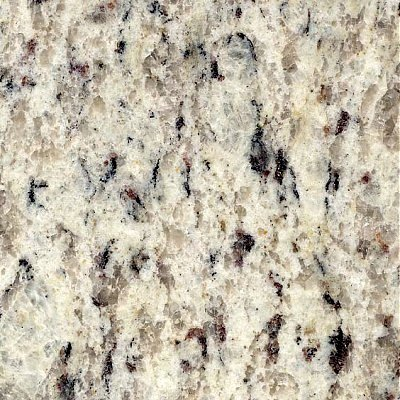 Brazil Granite Color : White Solar Sample