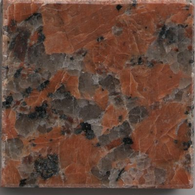 G562 Maple Red Granite, Maple Leaf Red Sample