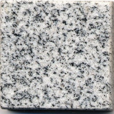 G633 Sesame Grey Granite Sample