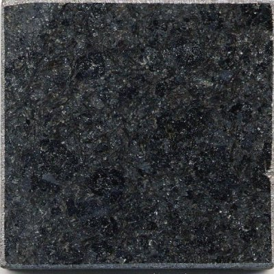 G684 Raindrop Black Granite Sample