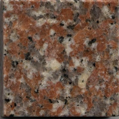 G696 Red Yong Ding Granite Sample