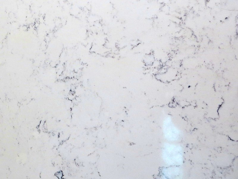 Quartz Bianco Carrara Sample GM1112
